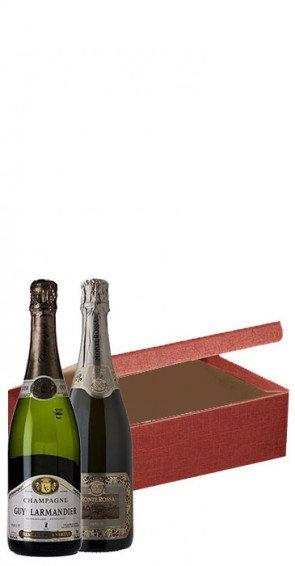 Champagne vs Franciacorta