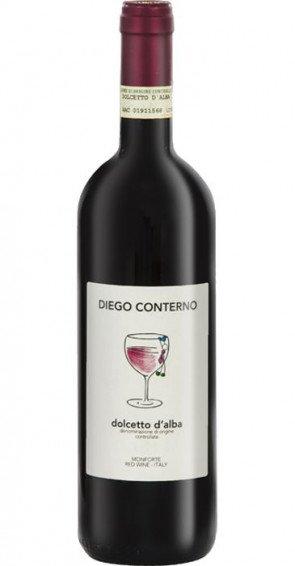 Diego Conterno Dolcetto d'Alba 2019 Dolcetto d'Alba DOC