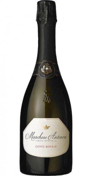 Antinori Marchese Antinori Tenuta Montenisa cuvée royale Brut Franciacorta DOCG