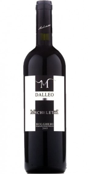 Micheletti Dalleo 2018 Bolgheri DOC
