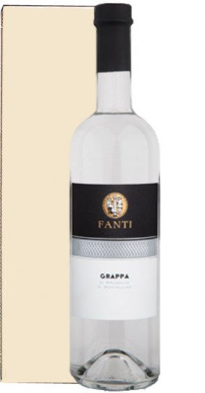 Fanti Grappa di Brunello