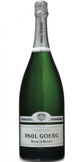 Paul Goerg Champagne Blanc de Blancs Brut Magnum Champagne Premier Cru