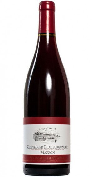 Gottardi Pinot Nero Mazzon Magnum 2014 Alto Adige DOC