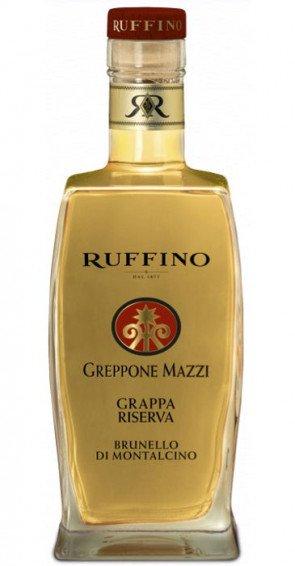 Ruffino Grappa Riserva di Brunello Greppone Mazzi