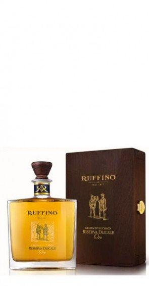 Ruffino Grappa Invecchiata Riserva Ducale Oro