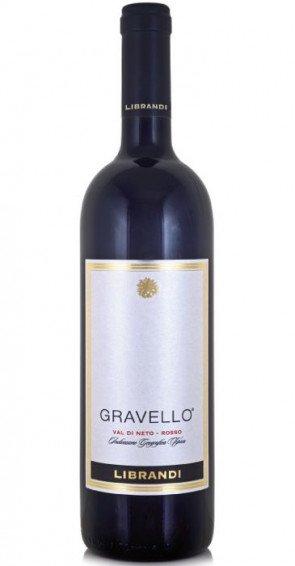Librandi Gravello 2014 Val di Neto Rosso IGT