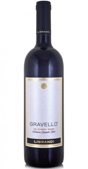 Librandi Gravello 2017 Val di Neto Rosso IGT