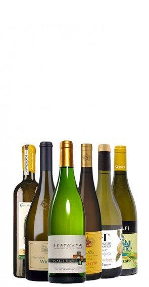 I migliori vini bianchi da invecchiamento