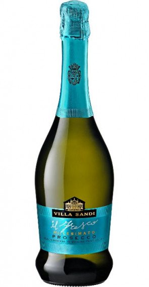 """Villa Sandi Prosecco """"Il Fresco"""" millesimato extra dry 2016 Treviso DOC"""