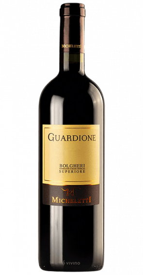 Micheletti Guardione 2016 Bolgheri  superiore   DOC