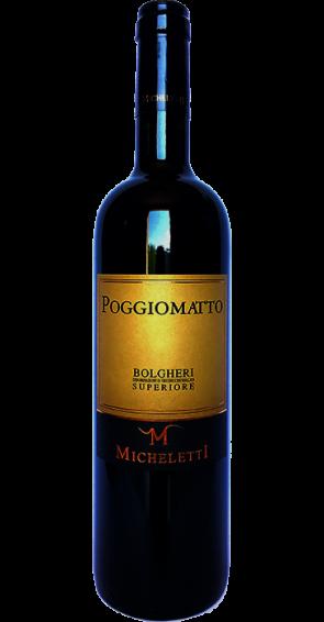 Micheletti Poggio Matto 2016 Bolgheri  superiore   DOC