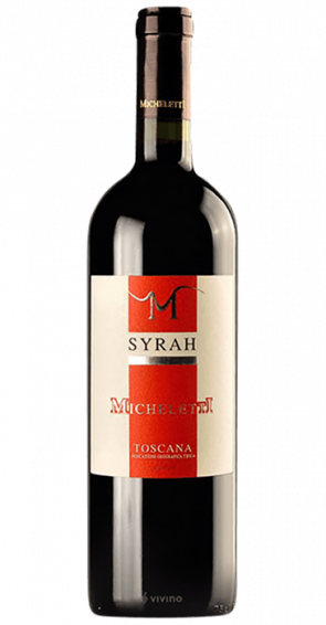 Micheletti Syrah  2017 Toscana igt