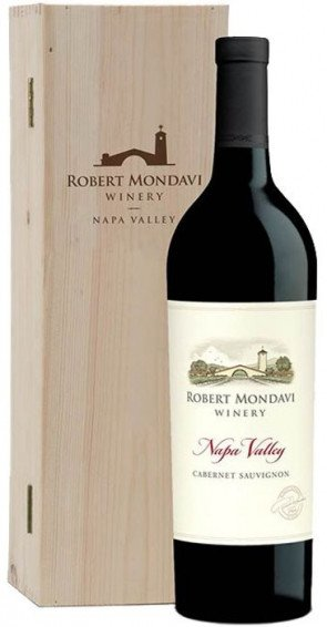Robert Mondavi Cabernet Sauvignon  2016 Napa Valley