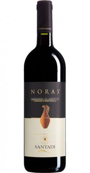 Santadi Noras 2014 Cannonau di Sardegna DOC