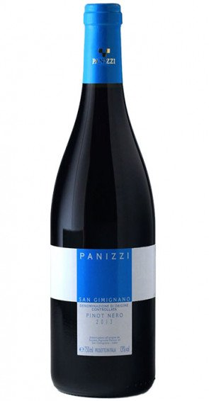 Panizzi Pinot Nero 2015 Rosso di Toscana IGT