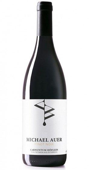 Michael Auer Pinot Noir 2017 Carnuntum Höflein Õsterreicher Qualitätswein