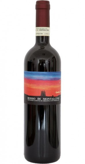 Agostina Pieri Rosso di Montalcino 2015 Rosso di Montalcino DOC