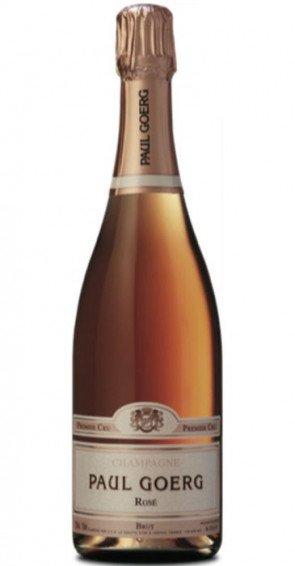 Paul Goerg  Champagne Brut Rosé Champagne Premier Cru