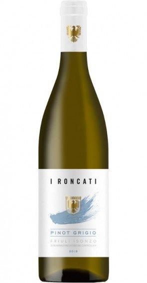 I Roncati Pinot Grigio  2019 Isonzo DOC