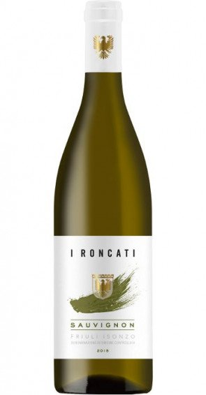 I Roncati Sauvignon  2019 Isonzo DOC