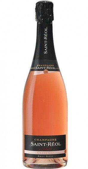 Saint Réol Brut Rosé Champagne Grand Cru
