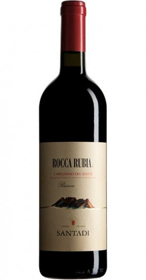 Santadi Rocca Rubia 2014 Carignano del Sulcis Riserva DOC