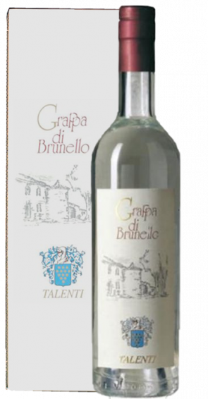 Talenti Grappa di Brunello