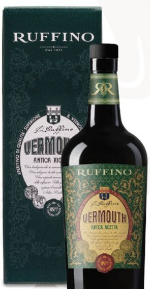 Ruffino Vermouth Antica Ricetta