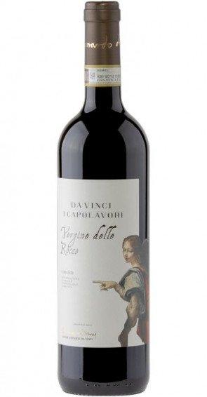 Cantine Leonardo Da Vinci Vergine delle Rocce 2018 Chianti DOCG