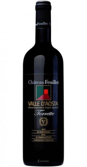 Chateau Feuillet Torrette   2019 Valle d'Aosta DOC