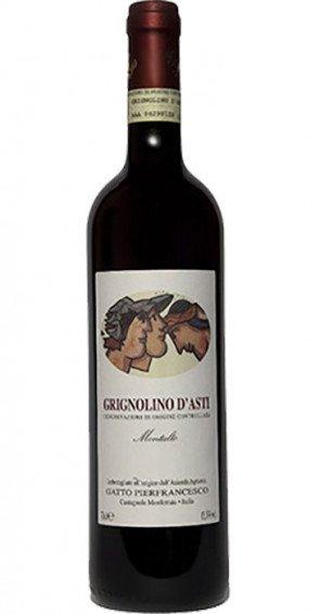 Azienda Agricola Gatto Montalto 2015 Grignolino d'Asti DOC
