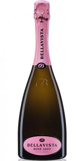 Bellavista Rosé millesimato 2015 Franciacorta DOCG