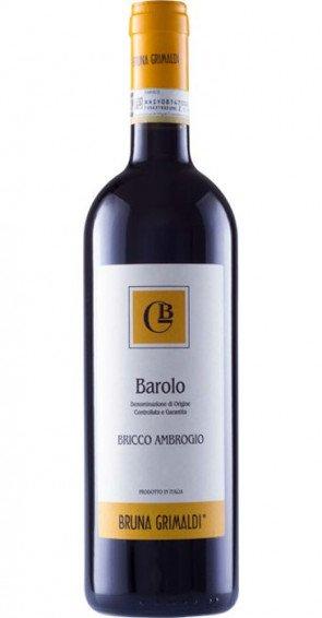 Bruna Grimaldi Barolo Bricco Ambrogio  2014  Barolo DOCG