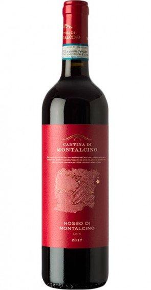 Cantina di Montalcino Rosso di Montalcino 2018 Rosso di Montalcino DOC