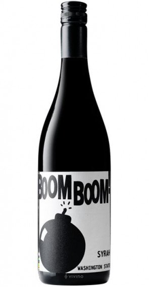 Charles Smith Boom Boom Syrah 2016 Washington State
