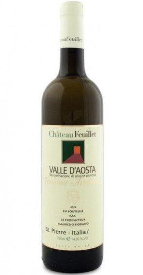 Chateau Feuillet Gewürztraminer 2019 Valle d'Aosta DOC