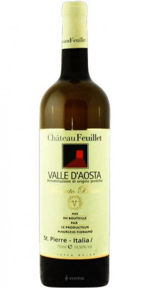 Chateau Feuillet Moscato bianco 2019 Valle d'Aosta DOC