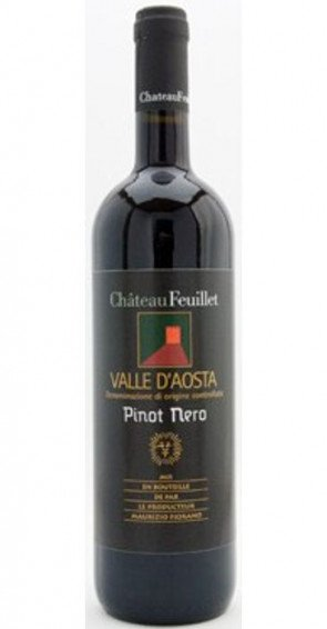 Chateau Feuillet Pinot Nero 2019 Valle d'Aosta DOC