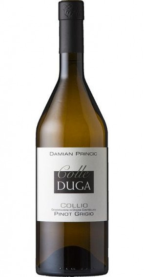 Colle Duga Pinot Grigio 2018 Collio DOC