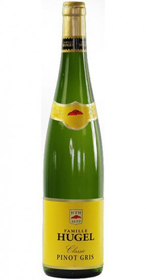 Famille Hugel Classic Pinot Gris  2017 Alsace AOC