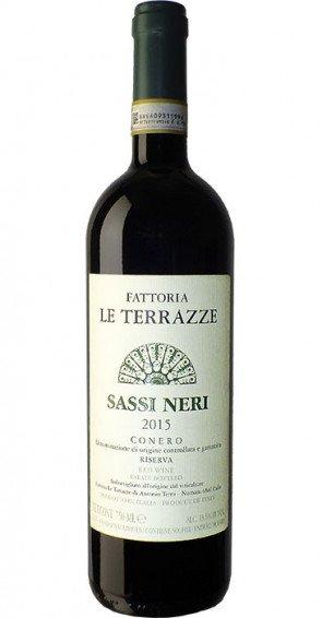 Fattoria Le Terrazze Sassi Neri 2014 Conero Riserva DOCG