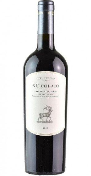 Grillesino Niccolaio 2017 Maremma Toscana IGT