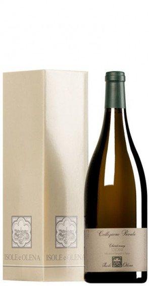 """Isole e Olena Chardonnay """"Collezione Privata"""" Magnum 2018 Toscana IGT"""