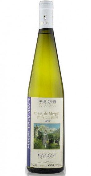 Maison Vevey Albert Blanc De Morgex et de La Salle  2018 Valle d'Aosta DOC