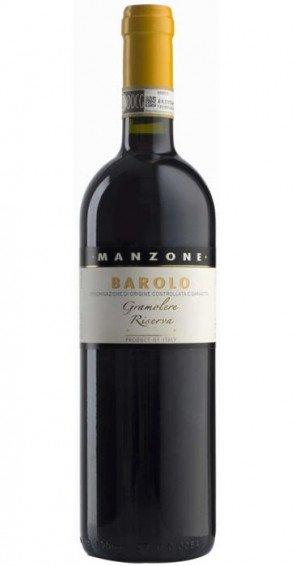 Manzone Barolo GRAMOLERE Riserva 2009 Barolo DOCG