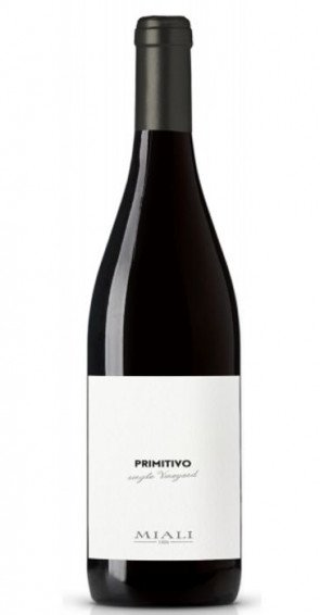 Miali Primitivo Single Vineyards 2015 Puglia IGP