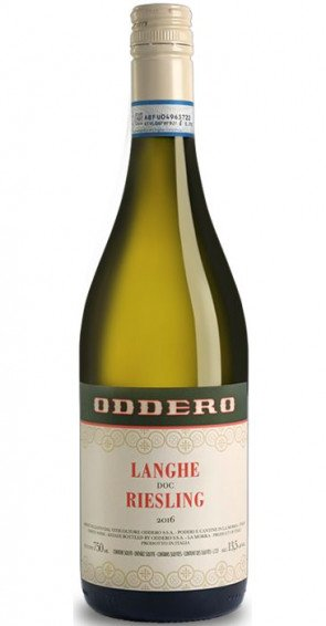 Oddero Riesling 2018 Langhe DOC