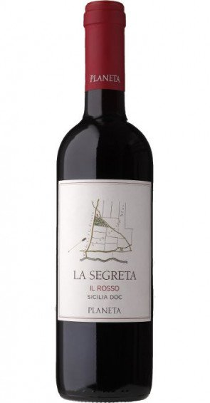 Planeta La Segreta Rosso 2012 Sicilia IGT
