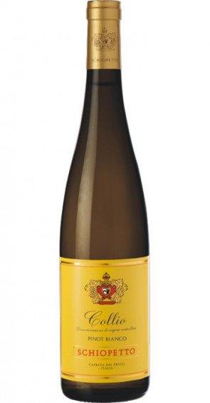 Schiopetto Pinot Bianco 2018 Collio DOC