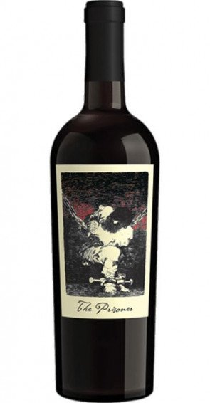 The Prisoner Wine Company The Prisoner 2017 California